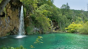 Laghi Plitvice stock footage