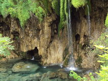 Laghi 4 Plitvice Fotografia Stock