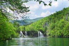Laghi Plitvice, Croazia Immagine Stock