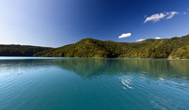 Laghi sosta nazionale, Croatia Plitvice Fotografia Stock