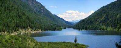 Laghi Ulagan Montagne di Altai, Siberia La Russia Fotografie Stock
