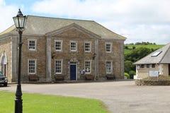 Lagledare House, Garretstown, västra kork, Irland Arkivfoto