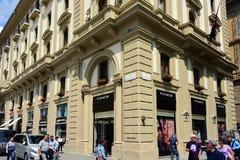 Lagledarelager i Florence, Italien Royaltyfria Bilder