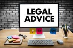 LAGLIG RÅDGIVNING (för överensstämmelseConsulation för laglig rådgivning hjälp sakkunskap arkivfoton