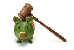 lagliga kostnader Arkivbild