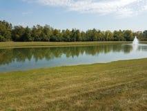 Lago Immagine Stock Libera da Diritti