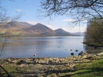 Lago 2 Bassenthwaite imagem de stock royalty free