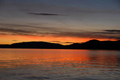 Lago 2 Francois Imagens de Stock
