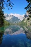 Lago 2 mountain Immagini Stock Libere da Diritti