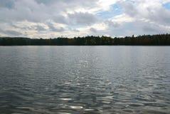 Lago Fotografía de archivo libre de regalías