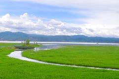 Lago Immagini Stock Libere da Diritti