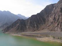 Lago 3 Hatta Imagenes de archivo