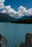 Lago 3 Kenai Fotografia Stock Libera da Diritti