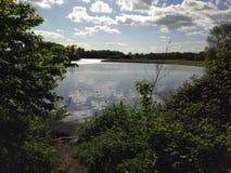 Lago Imagens de Stock