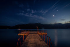 Lago Immagine Stock