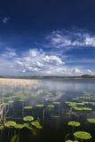 Lago. Immagini Stock