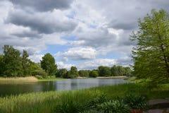 Lago Fotos de Stock Royalty Free