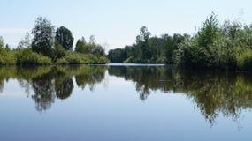 Lago Fotografie Stock Libere da Diritti