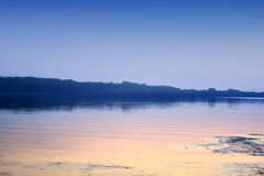 Lago, foto de stock