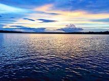 Lago Foto de archivo libre de regalías