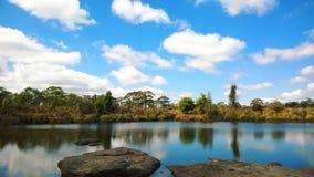 Lago Fotografia Stock Libera da Diritti