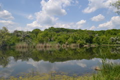 Lago Imagen de archivo