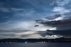 Lago royalty-vrije stock fotografie