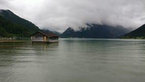 Lago Aachensee Imagen de archivo