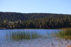 Lago Abant Fotos de archivo libres de regalías