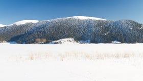 Lago Abant Imagenes de archivo