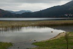Lago Abant Fotografía de archivo libre de regalías