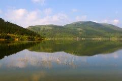 Lago Abant Imágenes de archivo libres de regalías