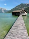 Lago Achensee Imagen de archivo libre de regalías