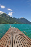 Lago Achensee, Tirol Fotografia de Stock
