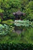 Lago ad ovest 6 Hangzhou fotografie stock