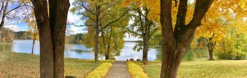Lago Adamovas fotografia de stock