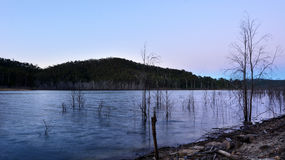Lago Advancetown en Gold Coast Queensland Australia Foto de archivo