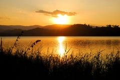 Lago africa Fotografía de archivo