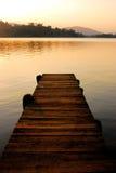 Lago africa Imagen de archivo