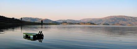 Lago africano Fotos de archivo libres de regalías