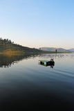 Lago africano Imagen de archivo