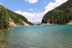 Lago Agnes Foto de Stock Royalty Free