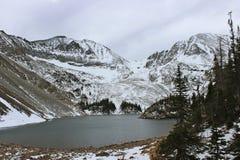 Lago Agnese Fotografie Stock Libere da Diritti
