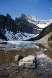 Lago Agnese, Canada Immagini Stock Libere da Diritti