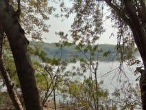 Lago Agra la India Keetham foto de archivo