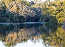 Lago Airlie Imágenes de archivo libres de regalías