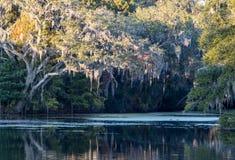 Lago Airlie Foto de archivo libre de regalías