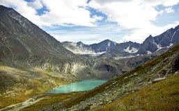 Lago Akcan Imagens de Stock
