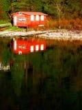 Lago alaska Immagini Stock Libere da Diritti