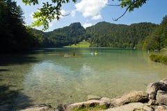 Lago Alatsee Immagine Stock Libera da Diritti